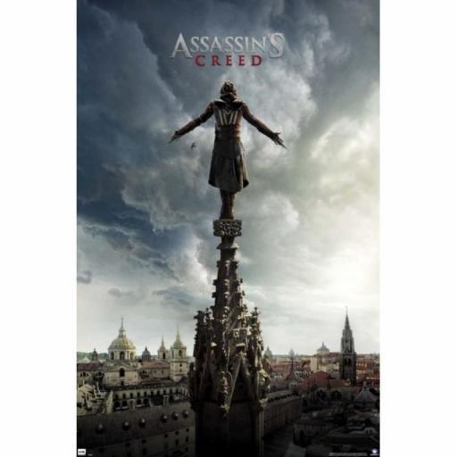 Poster 60 x 91 Assassins Creed 3