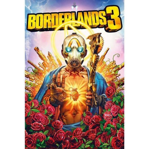 Poster 60 x 91 Borderlands 3