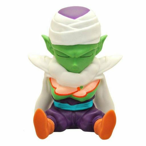 HUCHA DRAGON BALL SON PICCOLO SENTADO