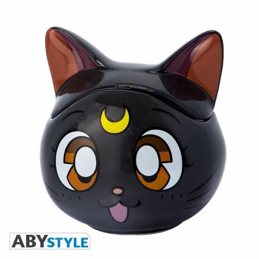 Taza 3D Sailor Moon Luna