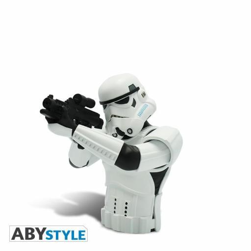 Hucha Star Wars Stormtrooper Busto 16 cm