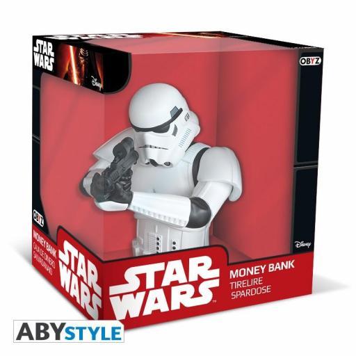 Hucha Star Wars Stormtrooper Busto 16 cm [2]