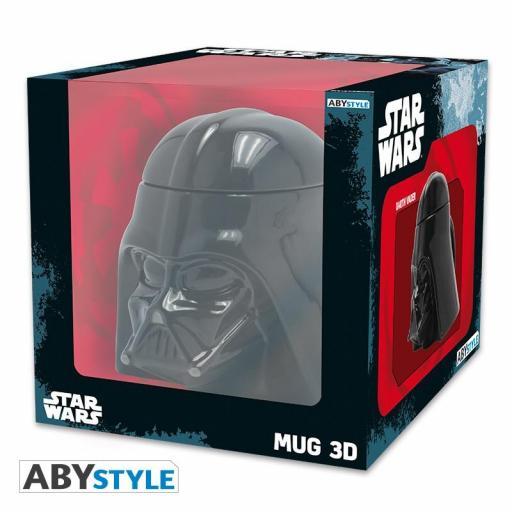 Taza 3D Star Wars Darth Vader  [3]