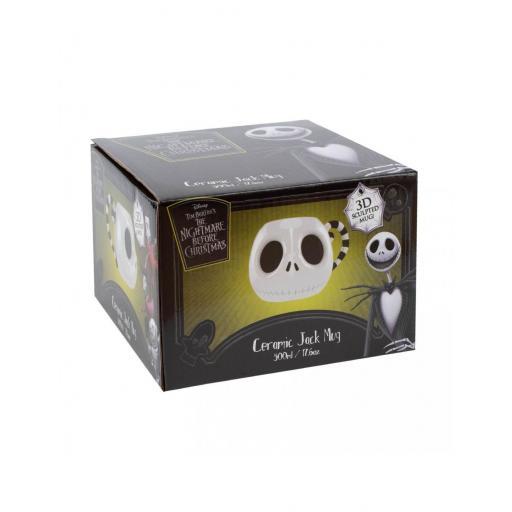 Taza 3D Disney Pesadilla antes de Navidad Jack  Head 315 ml [2]