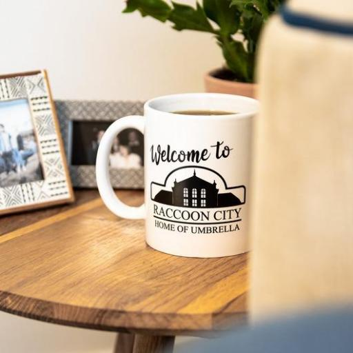 Taza Resident Evil Welcome To Raccoon City [2]