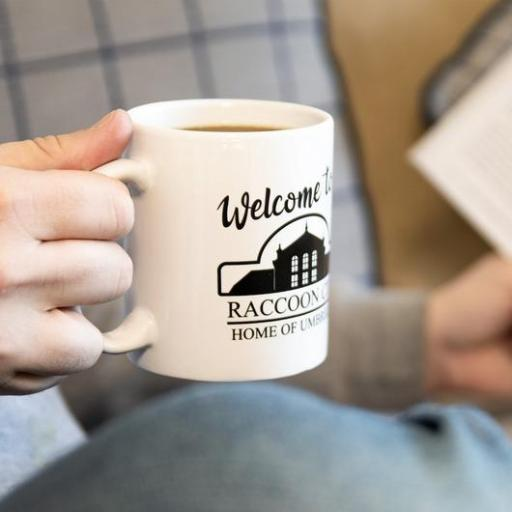 Taza Resident Evil Welcome To Raccoon City [3]