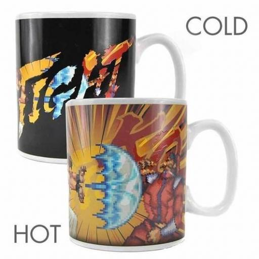 Taza Térmica Street Fighter Bison