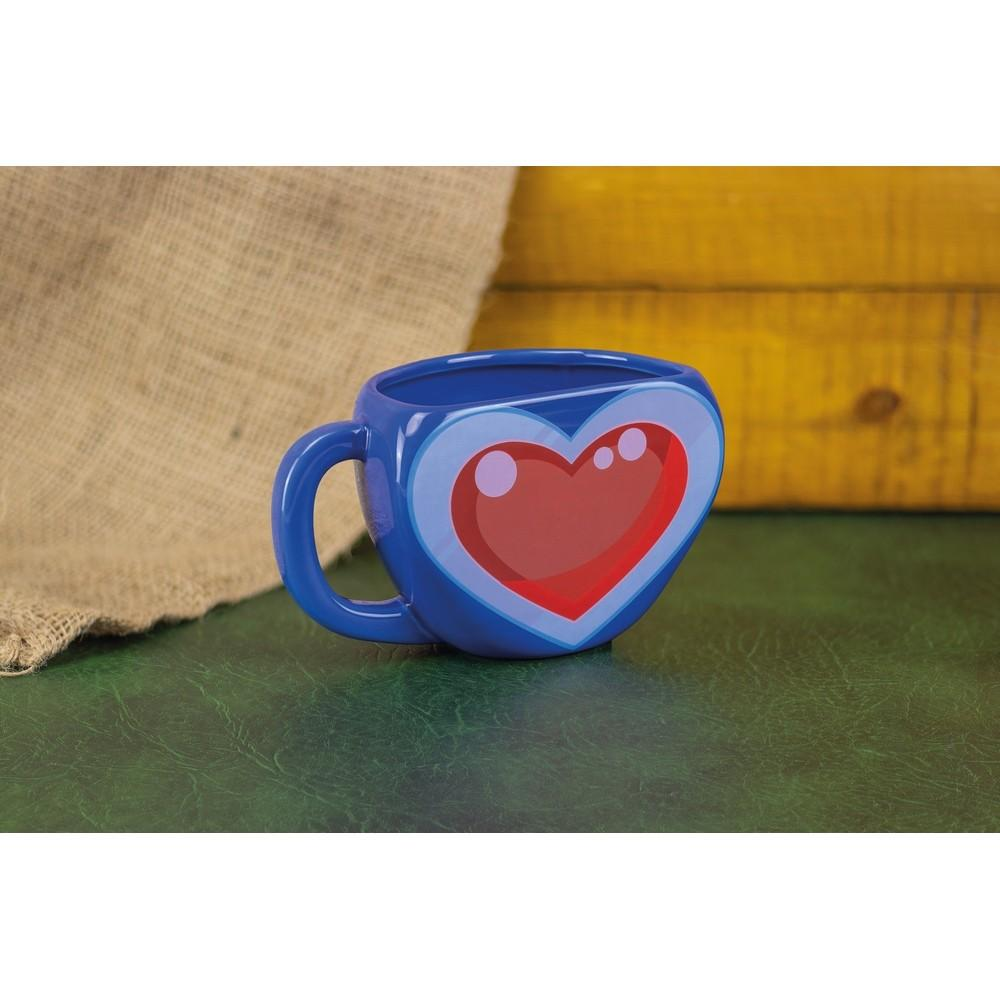 TAZA THE LEGEND OF ZELDA HEART CONTAINER
