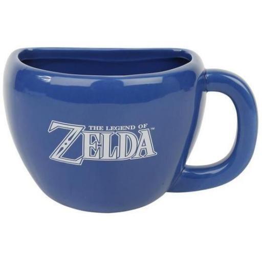 Taza 3D The Legend of Zelda Heart [2]