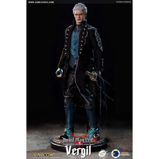 Figura articulada Asmus Collectibles Devil May Cry 5 Vergil 31 cm
