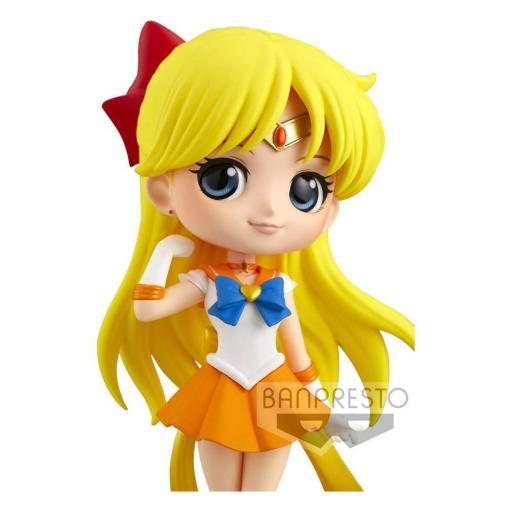 Figura QPosket Sailor Moon Eternas Sailor Venus 14 cm [1]