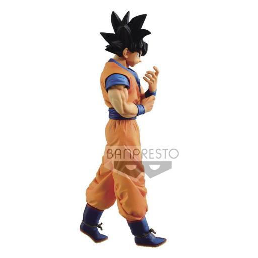 Estatua Banpresto Dragonball Z Solid Edge Works Son Goku 23 cm [1]