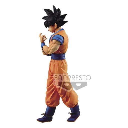 Estatua Banpresto Dragonball Z Solid Edge Works Son Goku 23 cm [2]