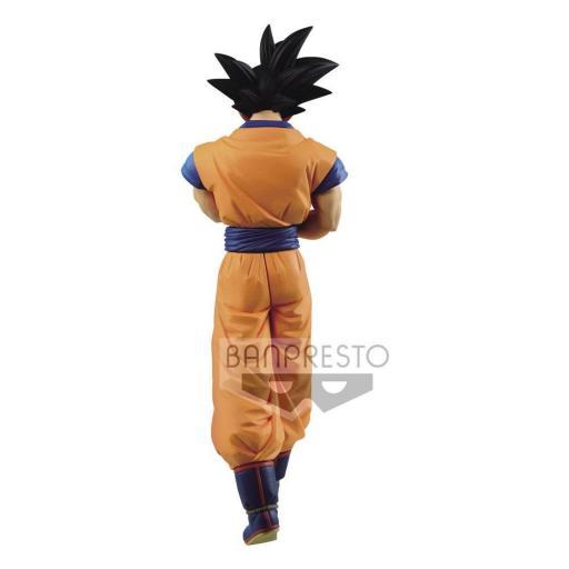 Estatua Banpresto Dragonball Z Solid Edge Works Son Goku 23 cm [3]