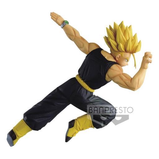 Estatua Banpresto Dragon Ball Z Match Makers Super Saiyan Trunks 15 cm [1]