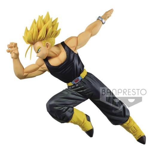 Estatua Banpresto Dragon Ball Z Match Makers Super Saiyan Trunks 15 cm [2]