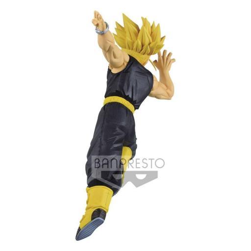 Estatua Banpresto Dragon Ball Z Match Makers Super Saiyan Trunks 15 cm [3]