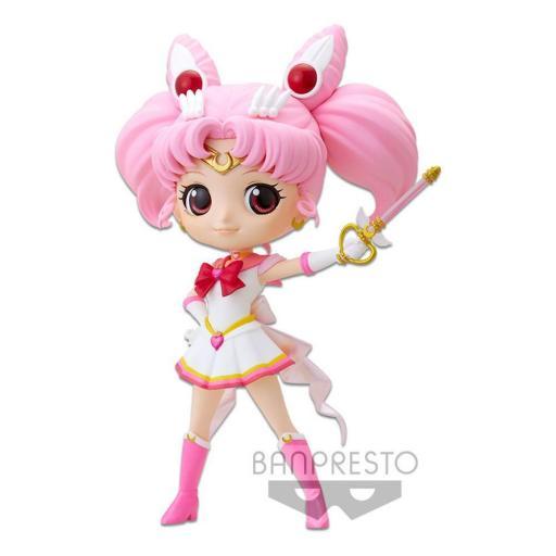 Figura QPosket Sailor Moon Eternal The Movie Super Sailor Chibi Moon Kaleidoscope Ver. 14 cm
