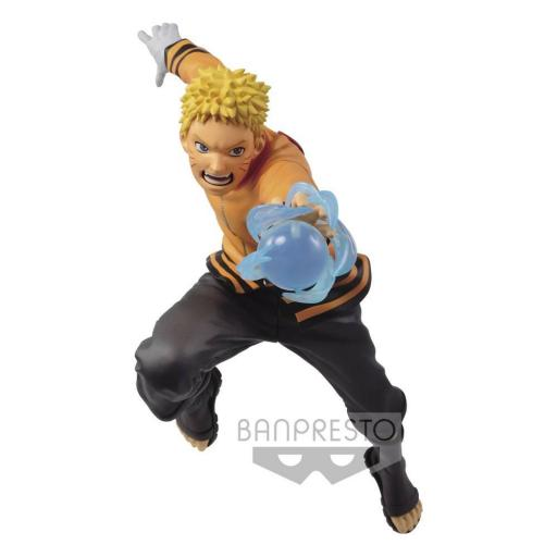 Estatua Banpresto Boruto, Naruto Next Generations Naruto 13 cm