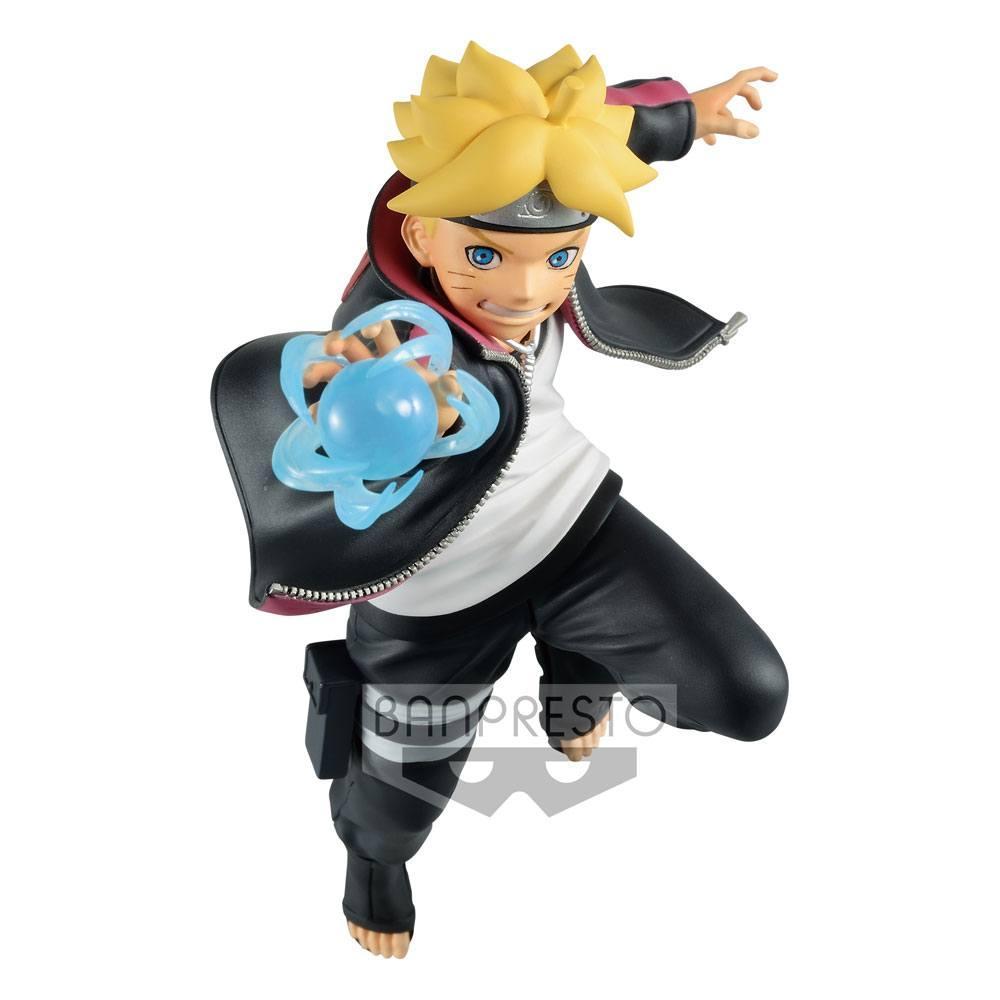 Estatua Banpresto Boruto, Naruto Next Generations Boruto Uzumaki 12 cm