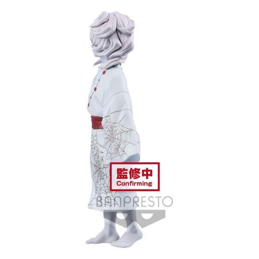 Estatua Banpresto Demon Slayer Kimetsu No Yaiba Demon Series Rui 14 cm [1]