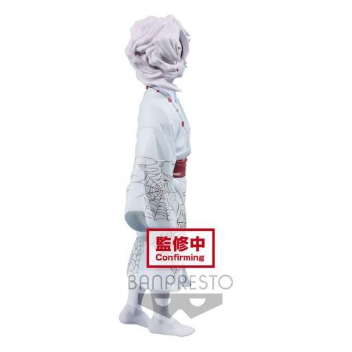 Estatua Banpresto Demon Slayer Kimetsu No Yaiba Demon Series Rui 14 cm [2]