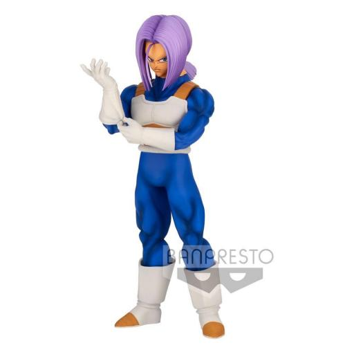 Estatua Banpresto Dragon Ball Z Solid Edge Works Trunks 23 cm