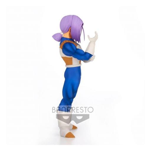 Estatua Banpresto Dragon Ball Z Solid Edge Works Trunks 23 cm [1]