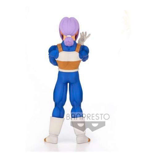 Estatua Banpresto Dragon Ball Z Solid Edge Works Trunks 23 cm [2]