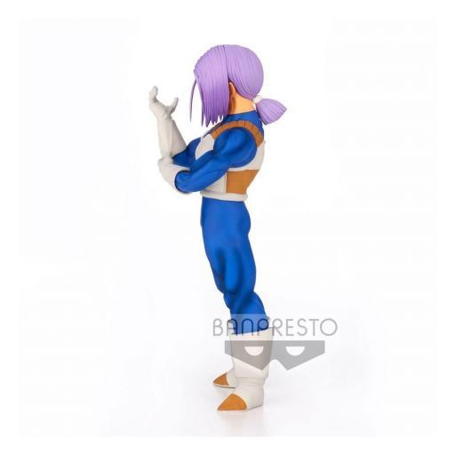 Estatua Banpresto Dragon Ball Z Solid Edge Works Trunks 23 cm [3]