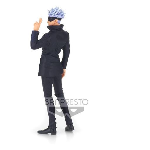 Estatua Banpresto Jujutsu Kaisen Satoru Gojo 19 cm [1]