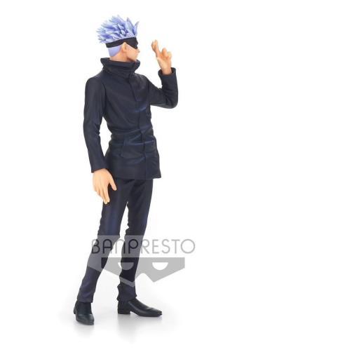 Estatua Banpresto Jujutsu Kaisen Satoru Gojo 19 cm [3]