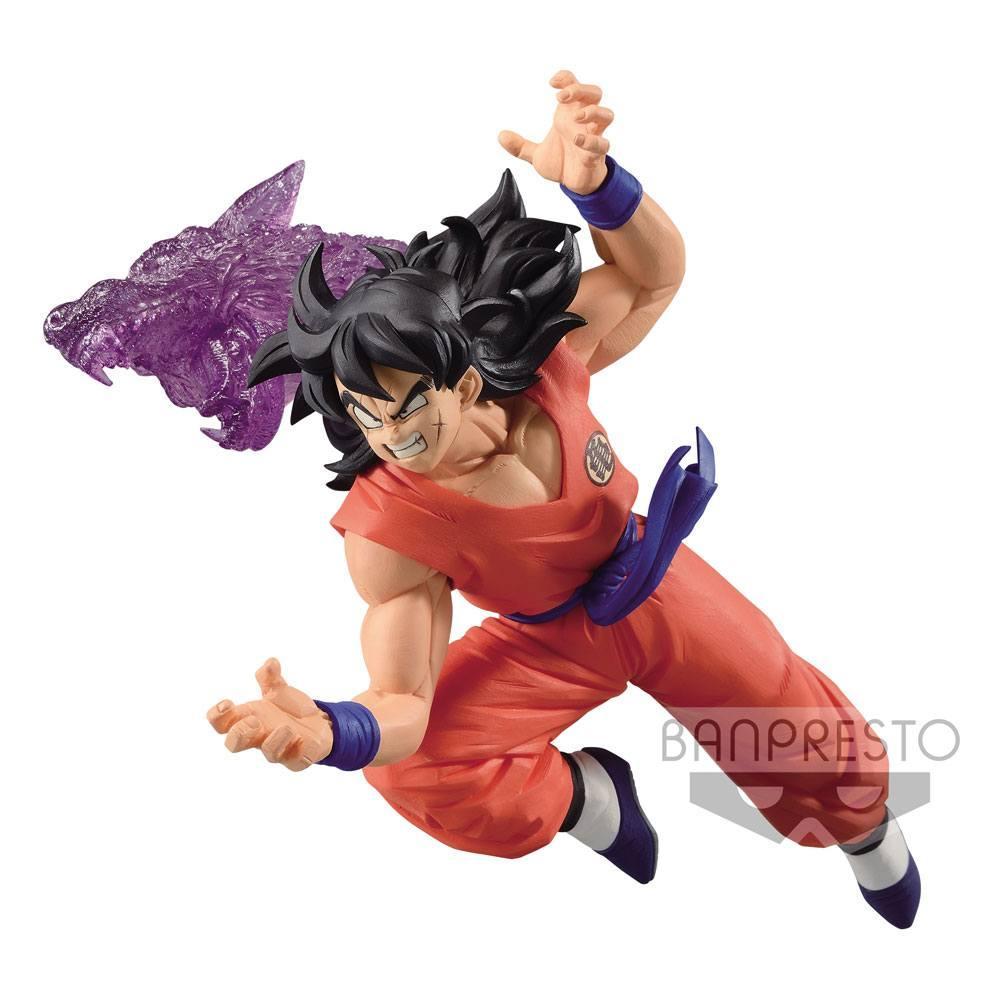 Estatua Banpresto Dragon Ball G x materia The Yamcha 16 cm