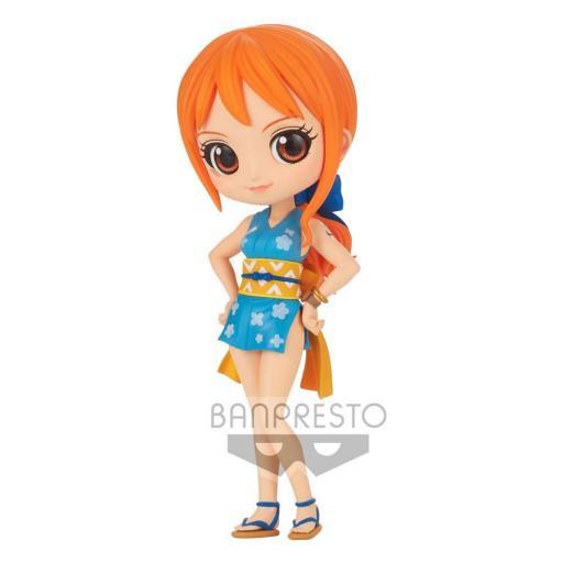 Figura QPosket One Piece Nami Ver. A 14 cm