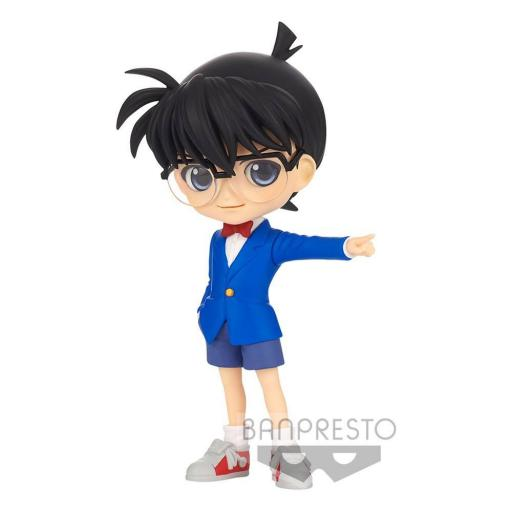 Figura QPosket Detective Conan Edogawa Ver. A 13 cm