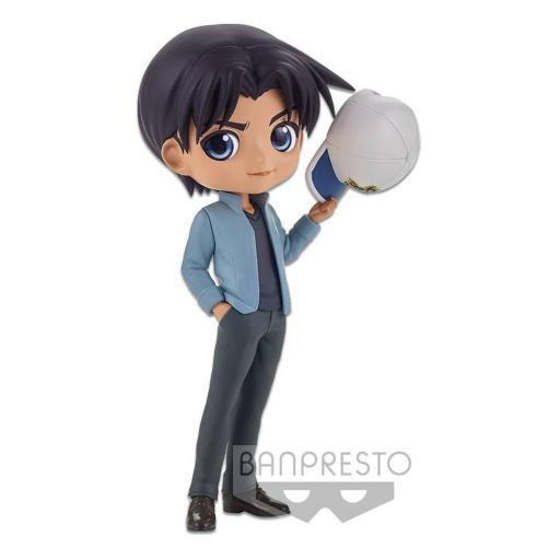 Figura QPosket Detective Conan Heiji Hattori Ver. A 14 cm
