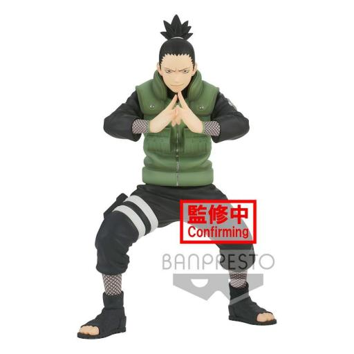 EStatua Banpresto Naruto Shippuden Vibration Stars Nara Shikamaru 17 cm