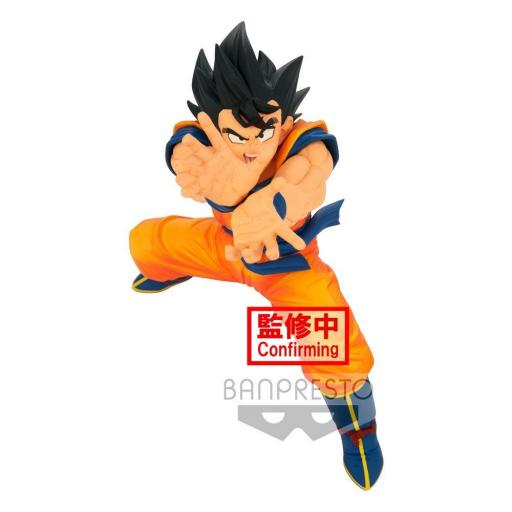 Estatua Banpresto Dragon Ball Super - Super Zenkai Solid Goku Vol. 2 16 cm