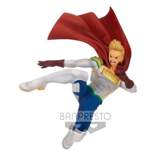 Estatua Banpresto My Hero Academia The Amazing Heroes Lemillion 13 cm