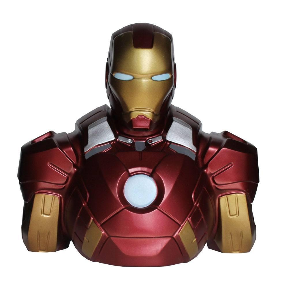 Hucha Marvel Iron Man 22 cm