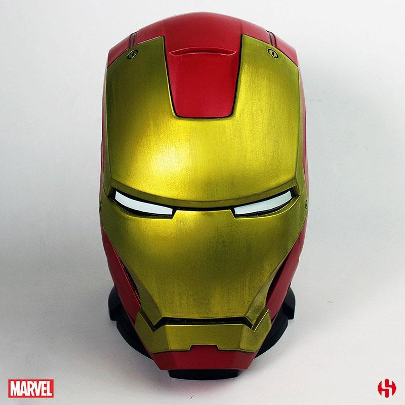Hucha Marvel Iron Man casco MKIII 25 cm