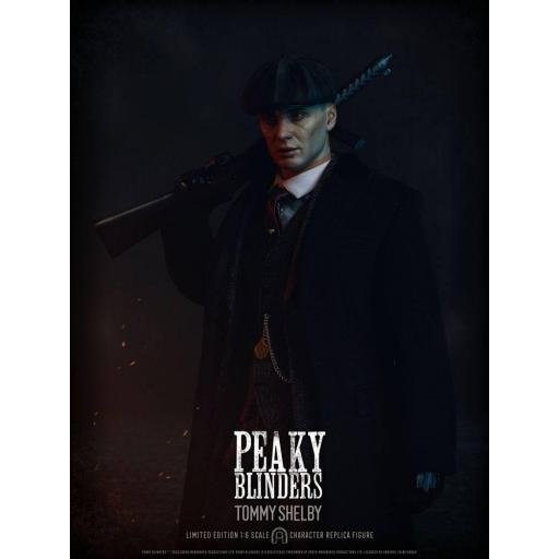 FIGURA ARTICULADA BIG CHIEF STUDIOS PEAKY BLINDERS TOMMY SHELBY