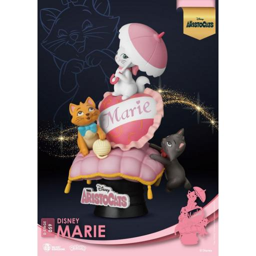 Diorama Beast Kingdom Disney Classic Animation Series D-Stage Marie 15 cm