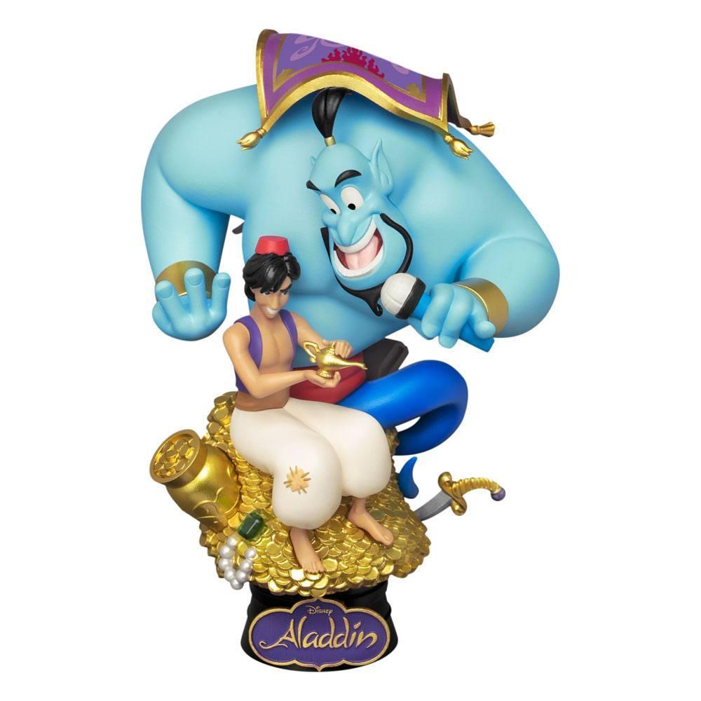 Diorama Beast Kingdom Disney D-Stage Aladdin 15 cm