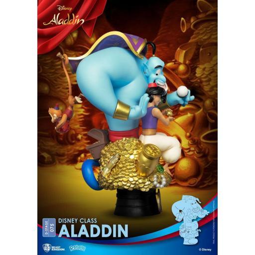 Diorama Beast Kingdom Disney D-Stage Aladdin 15 cm [1]