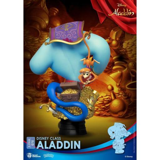 Diorama Beast Kingdom Disney D-Stage Aladdin 15 cm [2]