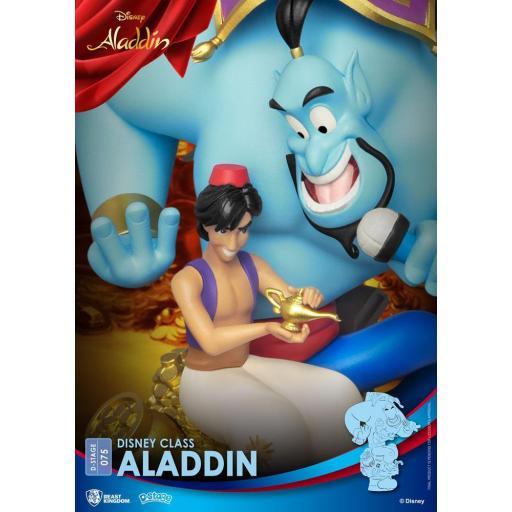 Diorama Beast Kingdom Disney D-Stage Aladdin 15 cm [3]