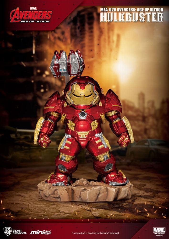 Figura Egg Attack Marvel Los Vengadores: La Era de Ultrón Hulkbuster 13 cm