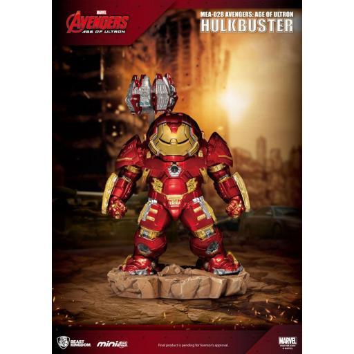Figura Egg Attack Los Vengadores: La Era de Ultrón Hulkbuster 13 cm