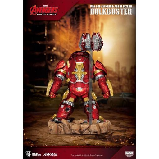 Figura Egg Attack Marvel Los Vengadores: La Era de Ultrón Hulkbuster 13 cm [2]